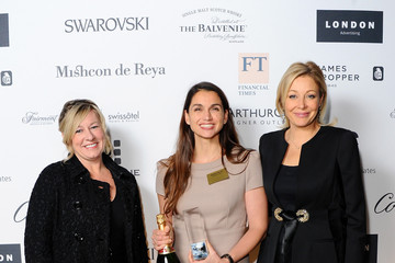 Demetra Pinsent Walpole Luxury Awards Winners