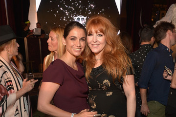 Demetra Pinsent Charlotte Tilbury Arrives in America: VIP Beauty Launch