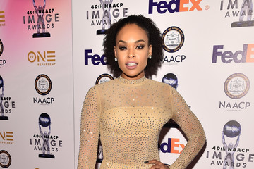 Demetria McKinney 49th NAACP Image Awards - Non-Televised Awards Dinner and Ceremony