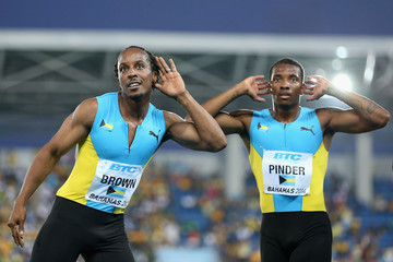 Demetrius Pinder IAAF World Relay Championships - Day 2