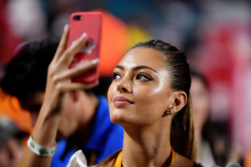 Demi-Leigh Nel-Peters College Football Playoff Semifinal At The Capital One Orange Bowl - Alabama v Oklahoma