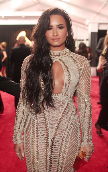 Image result for demi lovato grammys