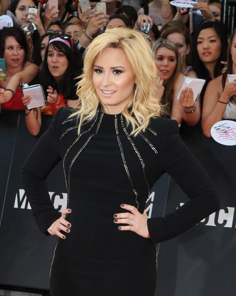 Demi Lovato - Stars at the MuchMusic Video Awards — Part 3