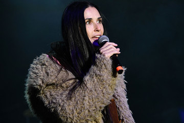 Demi Moore One Love Malibu Festival: Woolsey Fire Fundraiser Benefiting The Malibu Foundation
