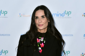 Demi Moore Goldie Hawn Hosts Annual Goldie's Love In For Kids - Arrivals
