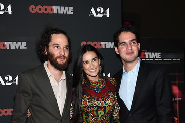 Demi Moore 'Good Time' New York Premiere