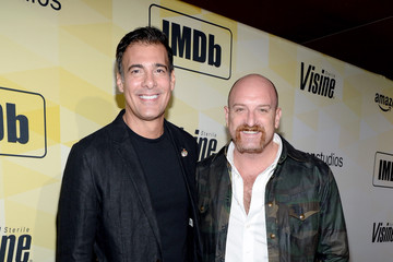 Demitri Sgourakis IMDb's 25th Anniversary Party Co-Hosted by Amazon Studios, Presented by VISINE