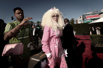 Dencia An Alternative View at the 58th GRAMMY Awards