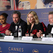 Denis Villeneuve Jury Press Conference - The 71st Annual Cannes Film Festival
