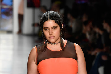 Denise Bidot Chromat - Runway - SS18 Fashion Week