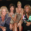Ivana Trump and Joan Collins Photos
