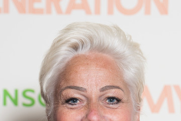 Denise Welch Michael Caine Q&A