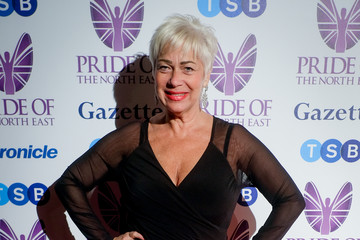 Denise Welch Pride Of The North East Awards 2018 - Red Carpet Arrivals