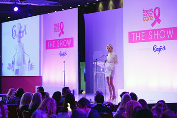 Denise van Outen Breast Cancer Care London Fashion Show in Association With Comfort