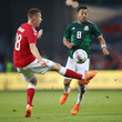Lukas Lerager and Marco Fabian