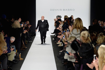 Dennis Basso Dennis Basso - Runway - Mercedes-Benz Fashion Week Fall 2014