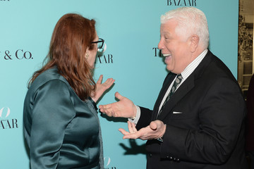 Dennis Basso Harper's BAZAAR 150th Anniversary Event Presented With Tiffany & Co at the Rainbow Room - Arrivals
