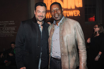 Dennis Haysbert 'Dead Rising: Watchtower' Premieres in Culver City
