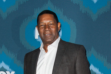 Dennis Haysbert Fox All-Star Party - Arrivals
