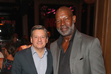 Dennis Haysbert After Party for Special Screening of Netflix Films 'Naked' in Los Angeles