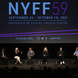 Dennis Lim 59th New York Film Festival - The Power Of The Dog - Press Conference