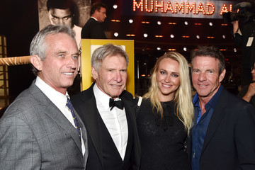 Dennis Quaid Muhammad Ali's Celebrity Fight Night XXIII - Backstage and Audience
