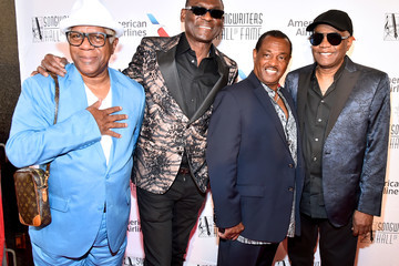 Dennis Thomas Songwriters Hall Of Fame 49th Annual Induction And Awards Dinner - Arrivals