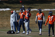 Peyton Manning and Knowshon Moreno Photos Photo