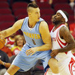 Ty Lawson and Danilo Gallinari Photos