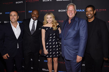 Denzel Washington 'The Equalizer' Premieres in NYC