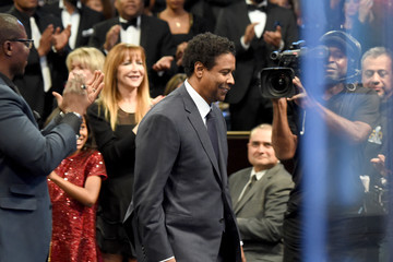 Denzel Washington BET Presents the American Black Film Festival Honors - Show
