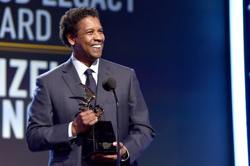 Denzel Washington BET Presents the American Black Film Festival Honors - Roaming Show