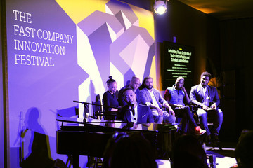 Deray McKesson Fast Company Innovation Festival 2016 - John Legend & Criminal Justice Reform Panel