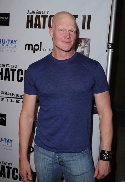 derek mears slayer