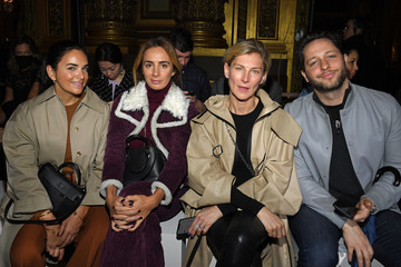 Derek Blasberg Stella McCartney : Front Row - Paris Fashion Week Womenswear Fall/Winter 2020/2021