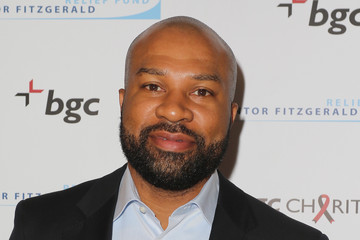 Derek Fisher Annual Charity Day Hosted By Cantor Fitzgerald And BGC - BGC Office - Arrivals