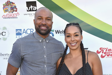 Derek Fisher The 9th Annual George Lopez Celebrity Golf Classic
