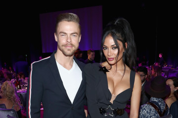 Derek Hough Steven Tyler's 2nd Annual Grammy Awards Viewing Party To Benefit Janie's Fund Presented By Live Nation - Inside
