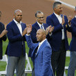 Derek Jeter and Mariano Rivera Photos