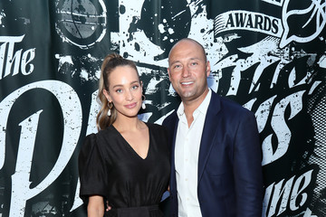Derek Jeter Hannah Jeter Players' Night Out 2019 Hosted By The Players' Tribune