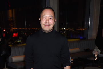 Derek Lam Harper's BAZAAR 150th Anniversary Event Presented With Tiffany & Co at The Rainbow Room - Inside