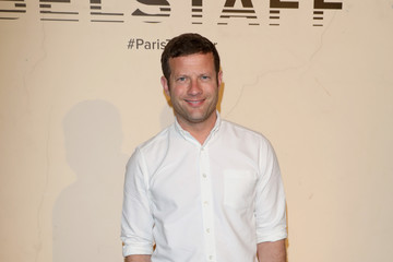 Dermot O'Leary Front Row & Arrivals: Day 4 - LFWM June 2017