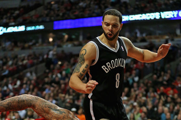 Deron Williams Brooklyn Nets v Chicago Bulls
