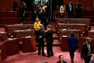 Derryn Hinch Marriage Equality Bill Debated in Parliament