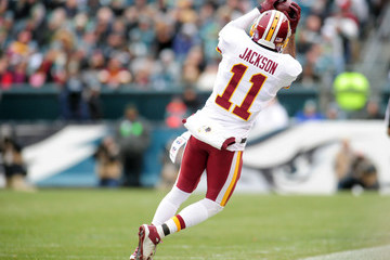 Desean Jackson Washington Redskins v Philadelphia Eagles