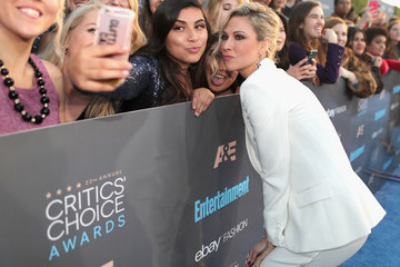 Desi Lydic The 22nd Annual Critics' Choice Awards - Red Carpet