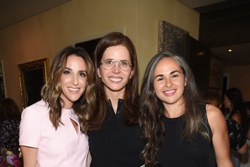 Desiree Gruber Arianna Huffington And Chelsea Hirschhorn Host Frida Mom Launch Dinner With Amy Schumer