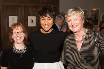 Desiree Rogers 2015 James Beard Foundation Awards Welcome Reception Hosted at Soho House Chicago In Partnership With Choose Chicago, The Illinois Restaurant Association And CS Magazine