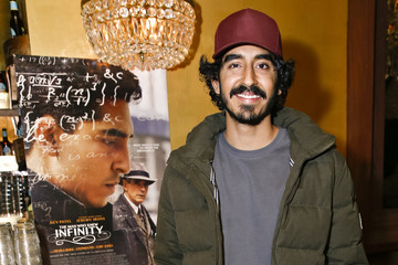 Dev Patel 2016 Tribeca Film Festival After Party For Man Who Knew Infinity Sponsored By Bira 91 At Gold Bar - 4/15/16