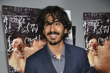 Dev Patel 'The Man Who Knew Infinity' New York Screening - Arrivals